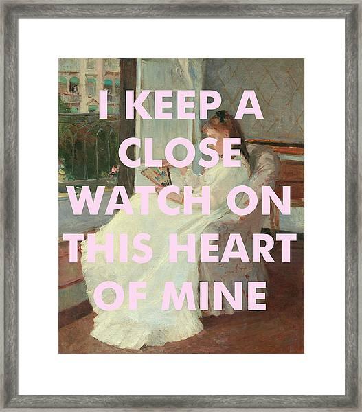 Johnny Cash Art Print Framed Print