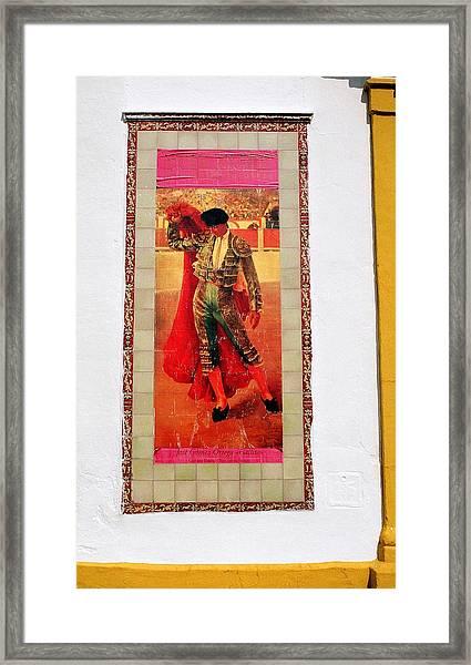 Jose Gomez Ortega Framed Print