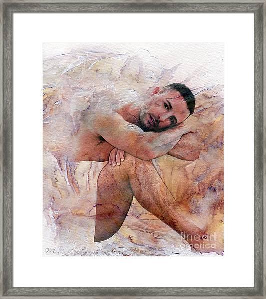 Joseph Framed Print