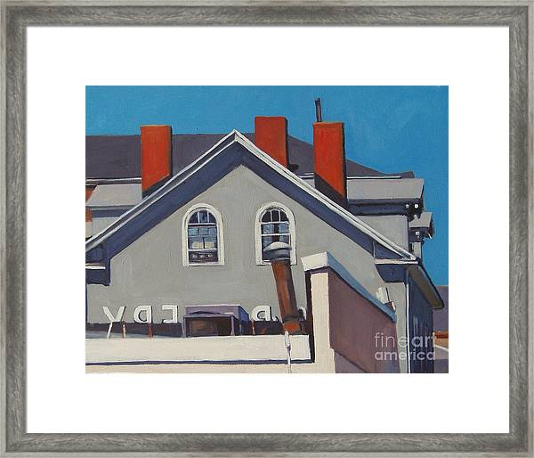 Josephs Framed Print