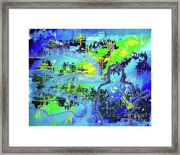 Journeyman Framed Print