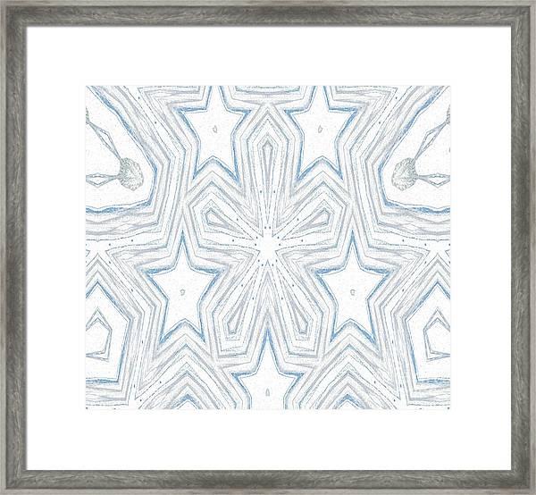 K3 Framed Print