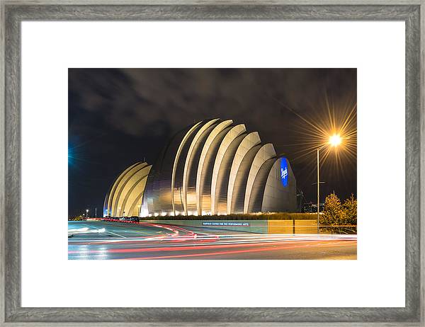 Kauffman Royal Framed Print