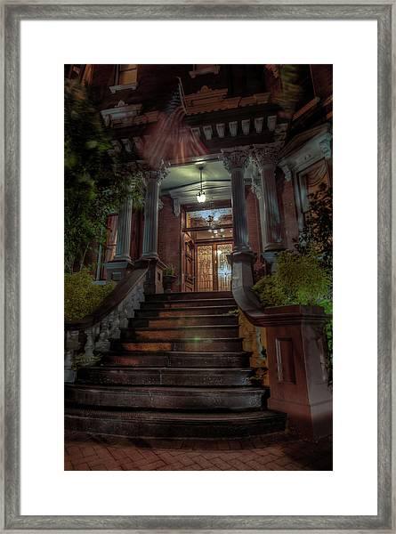 Kehoe House Framed Print
