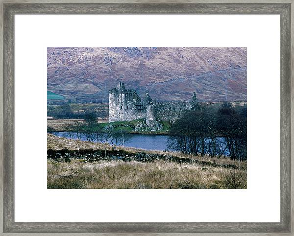 Kilchurn Castle, Scotland Framed Print