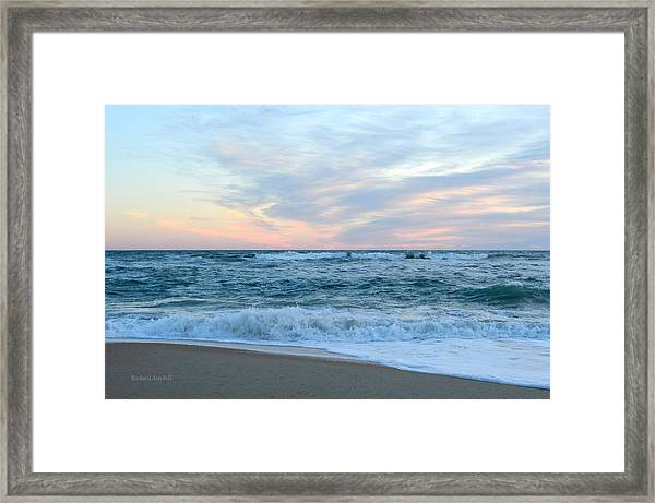 Kill Devil Hills 11/24 Framed Print
