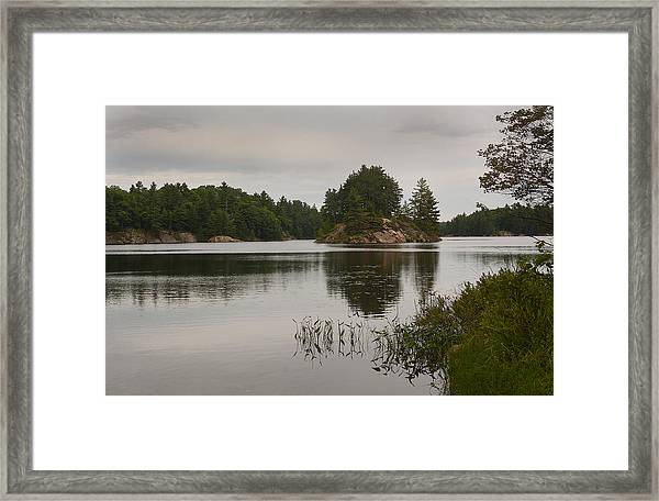 Killarney-carlyle Lake Framed Print