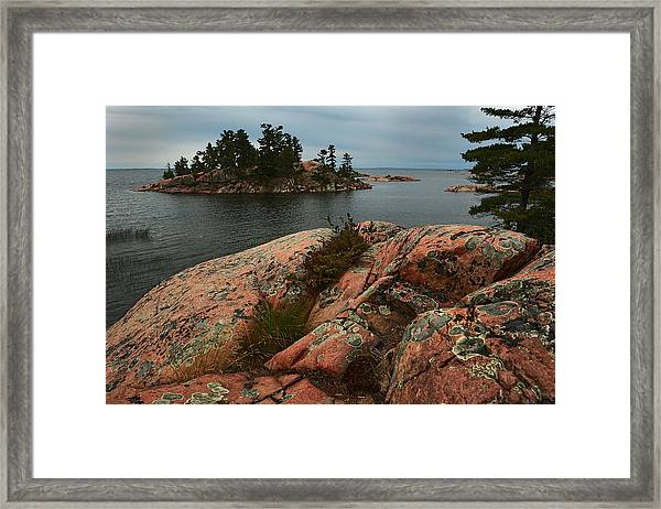 Killarney Chikanishing Trail-1 Framed Print