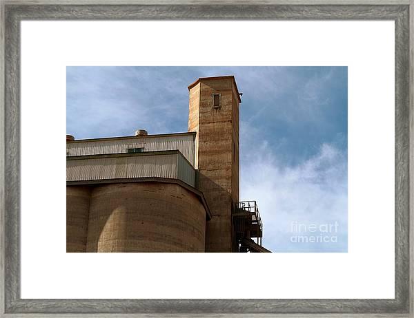 Kingscote Castle Framed Print