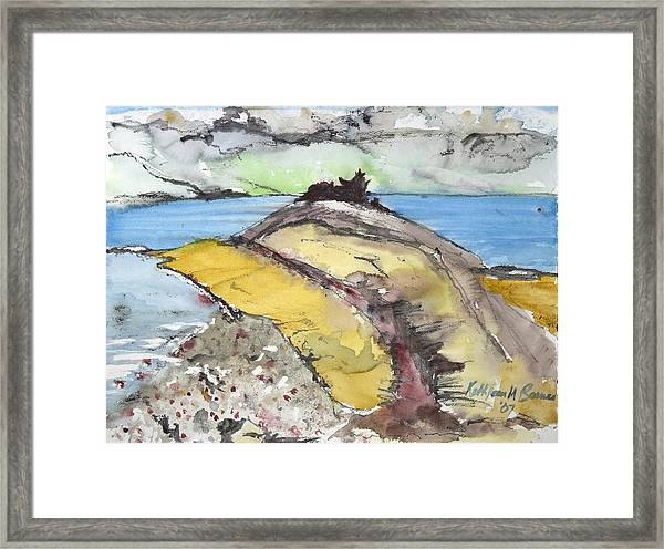 Kinnacurra Framed Print