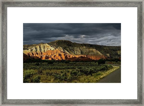 Kodachrome 1 Framed Print