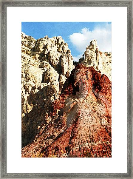 Kodachrome Nymph 2 Framed Print