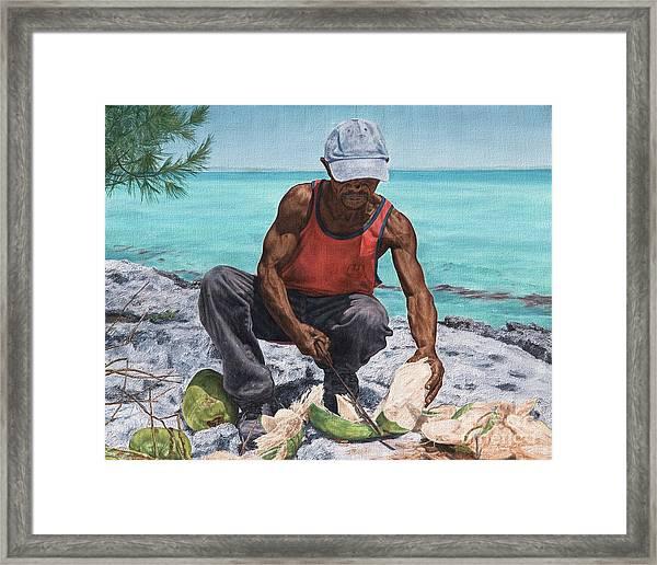 Kokoye I Framed Print