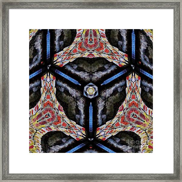 KV6 Framed Print