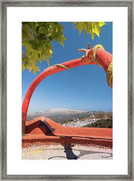 La Maroma Framed Print