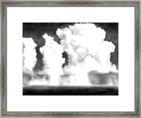 Labor Day Framed Print