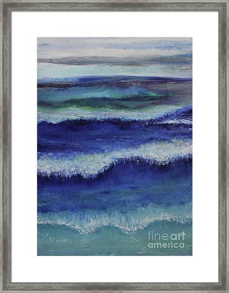 Laguna Framed Print