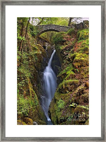 Lake District - Aira Force Framed Print