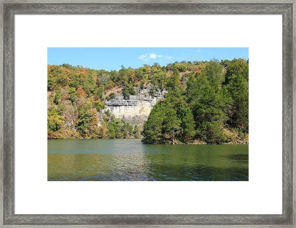 Lake Of The Ozarks Framed Print