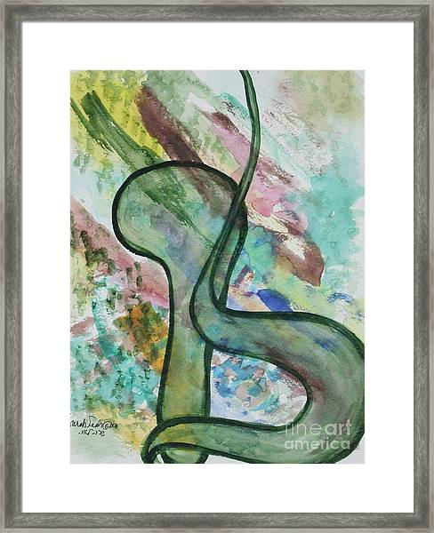 Lamedvavnicks Framed Print