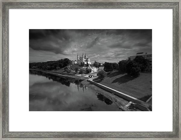 Landscape #2877 Framed Print
