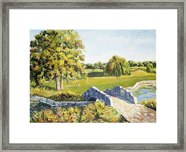 Landscape No. 12 Framed Print