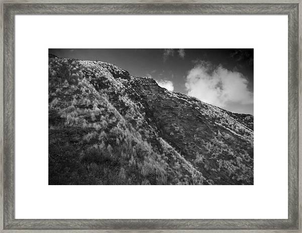 Landscape Framed Print by Wes Shinn