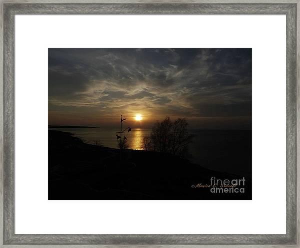 Landscapes L59 Framed Print