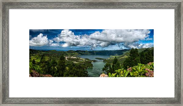Landscapespanoramas015 Framed Print