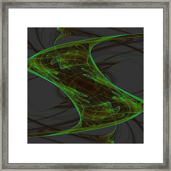 Lanjayling Framed Print