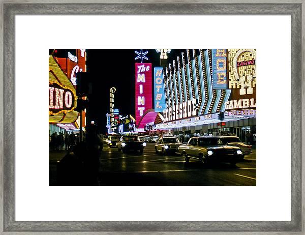 Las Vegas 1964  II Framed Print