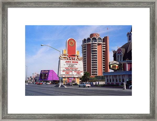 Las Vegas 1994 #1 Framed Print