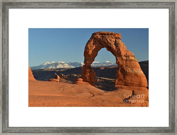 Lasals Framed Framed Print
