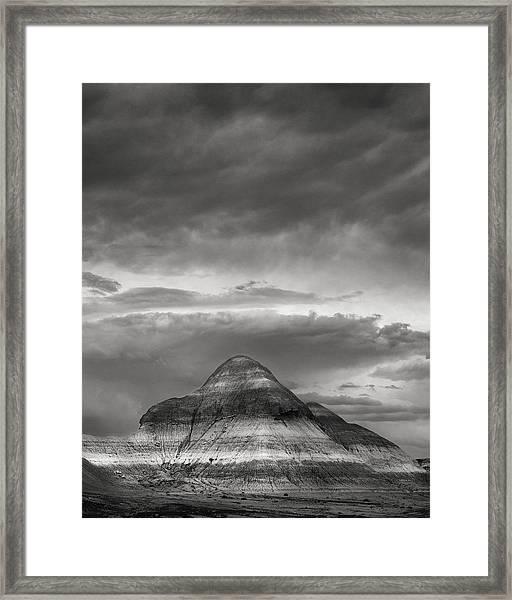 Layered Arizona Framed Print by Joseph Smith