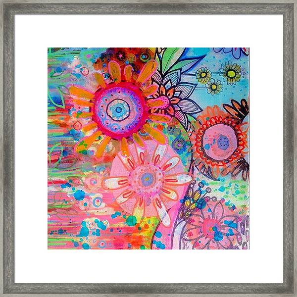 #layers And Layers #procreate Framed Print