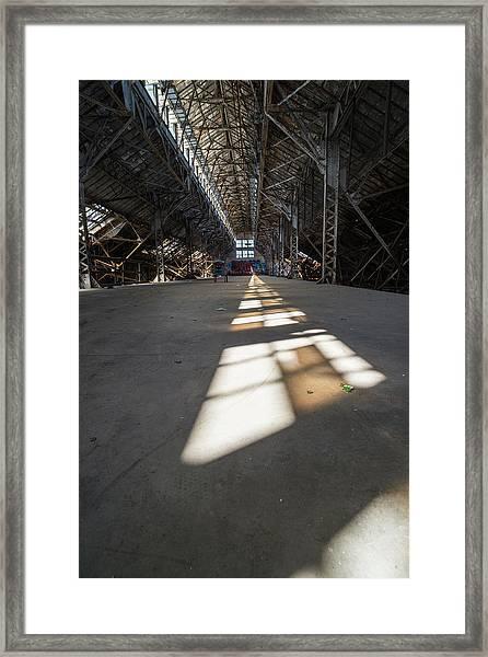 Leading Lights Framed Print