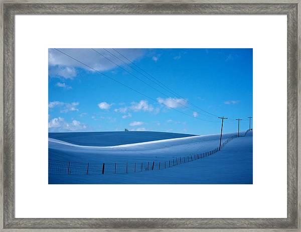 Leap Day Framed Print