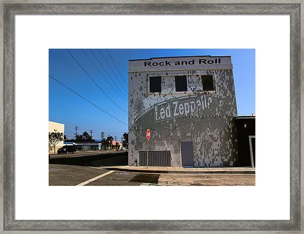 Led Zeppelin I Framed Print