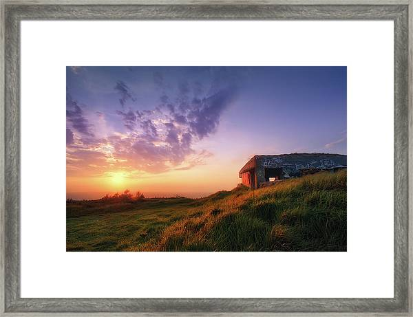 Legacy Of The Ancients Framed Print