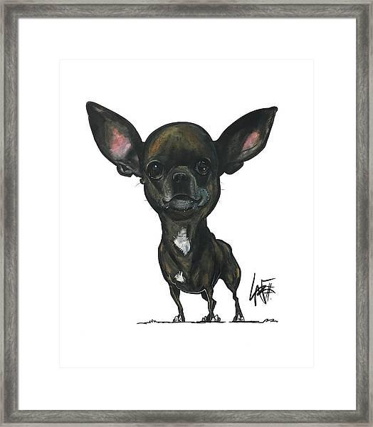 Leroy 3972 Framed Print