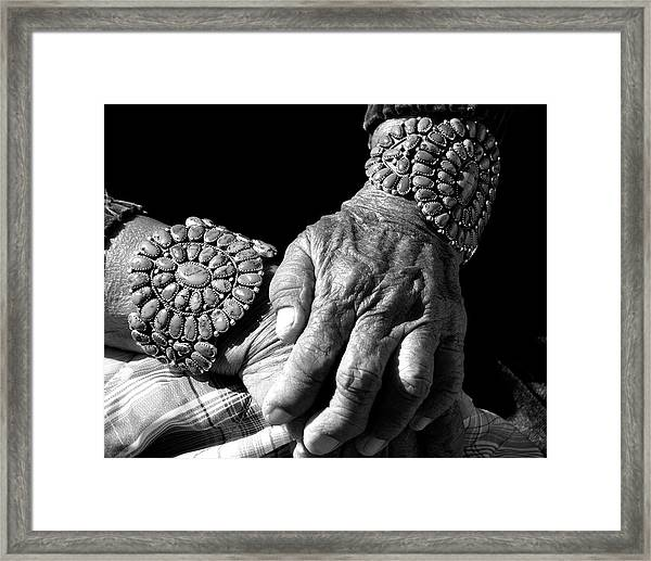 Life Celebration Framed Print