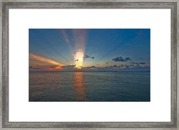 Life Is Grand Framed Print