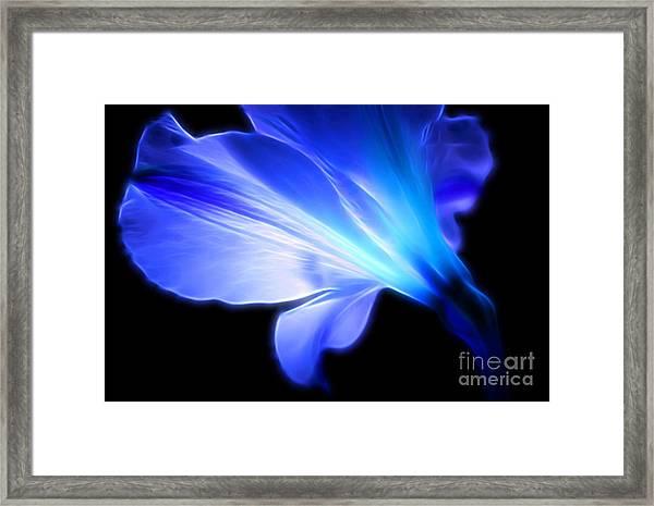Light Of The Soul Framed Print