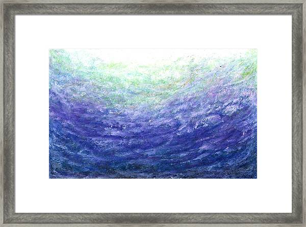 Light Picture 216 Framed Print