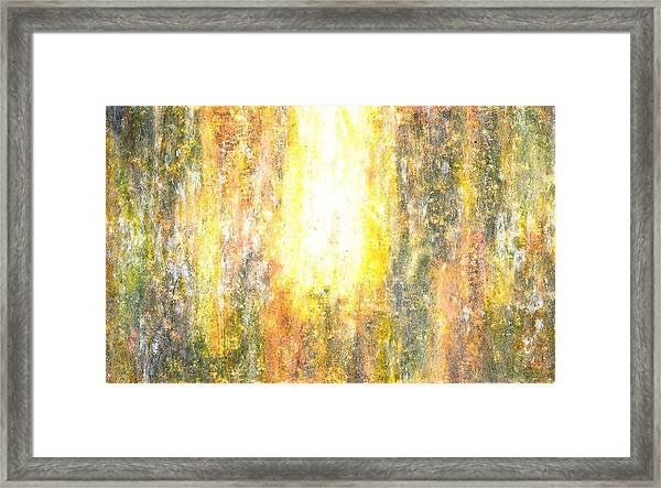 Light Picture 218 Framed Print