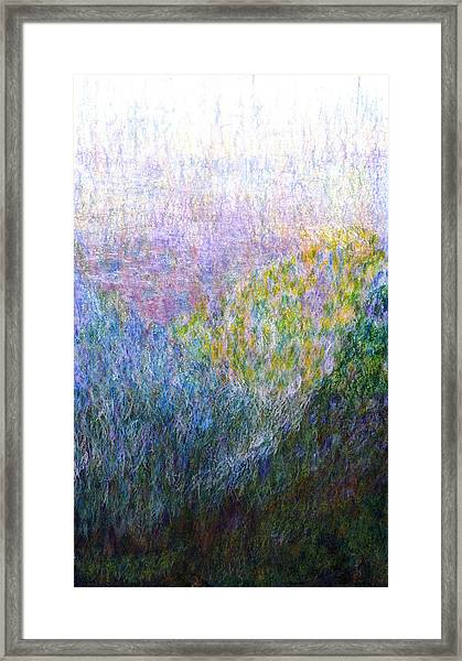 Light Picture 223 Framed Print