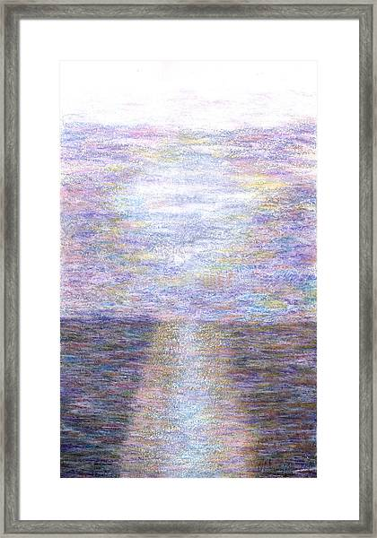 Light Picture 224 Framed Print