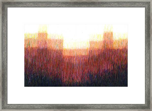Light Picture 226 Framed Print
