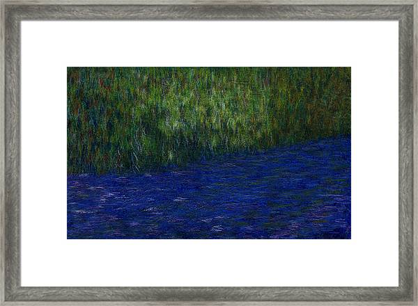 Light Picture 227 Framed Print
