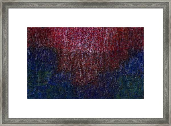 Light Picture 228 Framed Print